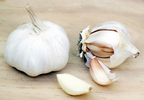 The Garlic Beauty Pill