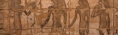 Ramses with his Enemies