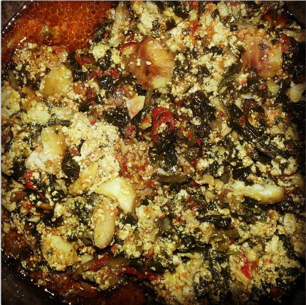 Egusi Soup by Imperial Mandela Rose