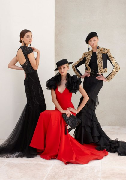 Ralph Lauren Gowns