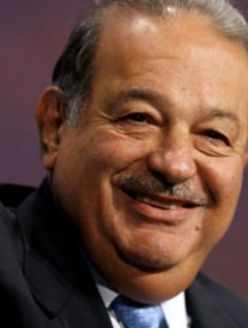 Carlos Slim Helu - World's Richest Man - Telecom etc