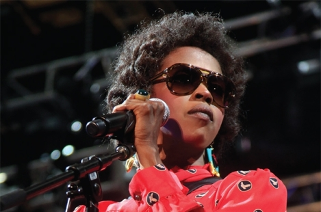 Lauryn Hill. Source: Billboard.com