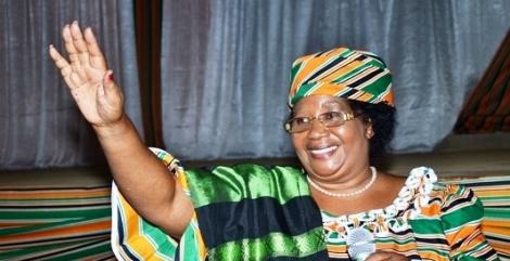 President Joyce Banda - Malawi